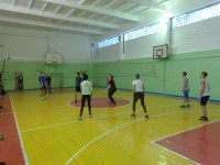 Первенство техникума по волейболу 2017