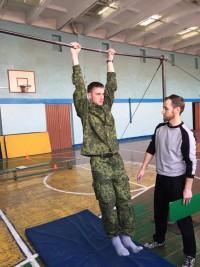 «Служить России каждый из нас готов!»