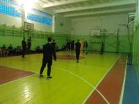 Первенство техникума по волейболу