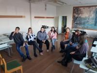 Наши волонтеры и HR наставничество