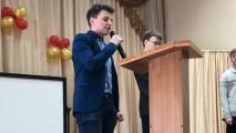 Инаугурация президента студенческого самоуправления