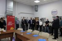 Встреча с АО «Информационные спутниковые системы» им. акад. М.Ф. Решетнёва»